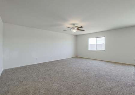 Spacious family room, the perfect space to lounge with family and friends.