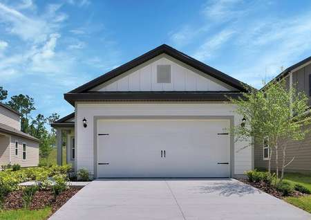 Beautiful, one-story home with excellent curb appeal.