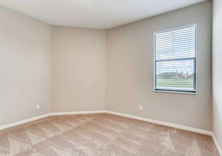 Santa Maria bedroom with carpeted flooring, white trimmed walls, and large white frame window